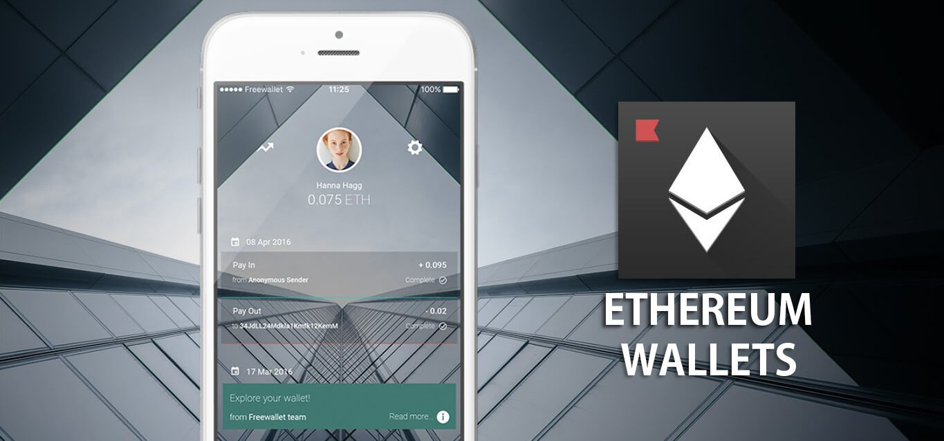 eTHEREUM WALLET BY FREE WALLET