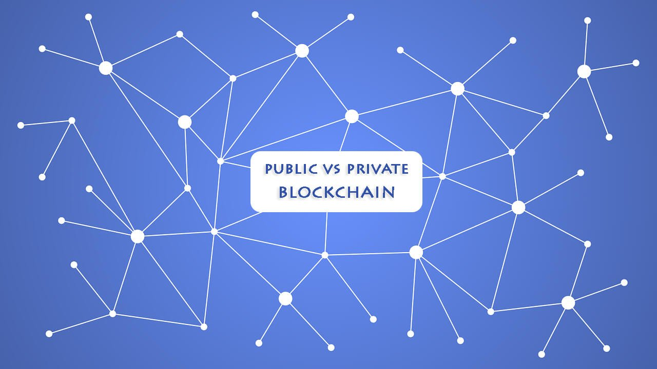 Public Vs Private blockchain