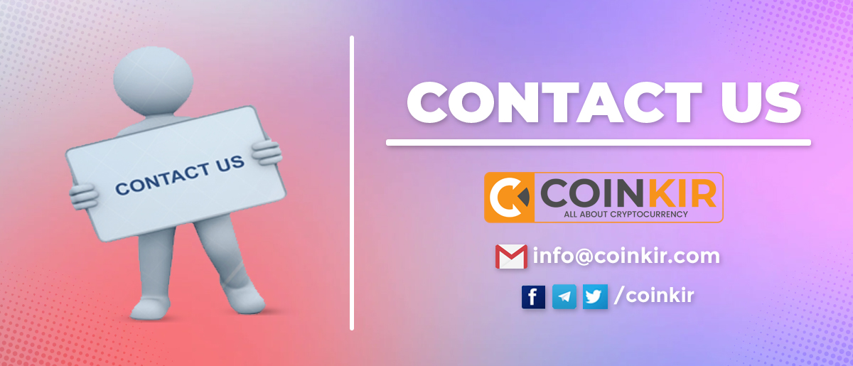 Contact to coinkir